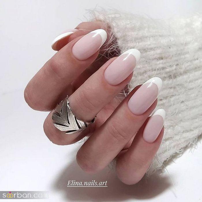 ۵۰ مدل ناخن لاکچری دخترانه ۲۰۲۲ با طراحی منحصر بفرد (ناخن دخترانه ساده)
