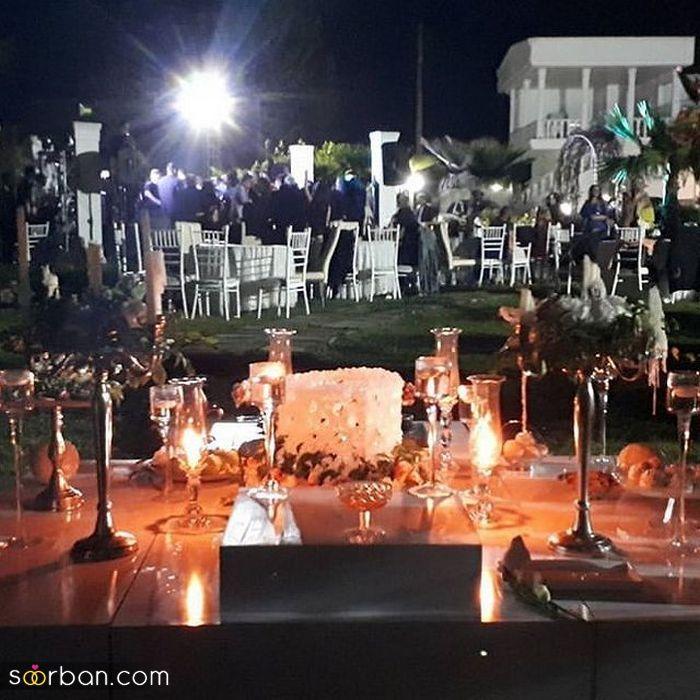تصاویری زیبا از انواع مدل دیزاین جشن داخل باغ ۲۰۲۲ جدیدو مدرن