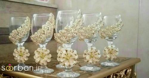مدل ظرف هفت سین عروس جدید 8