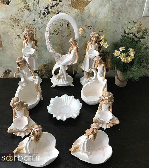 مدل ظرف هفت سین عروس جدید 13