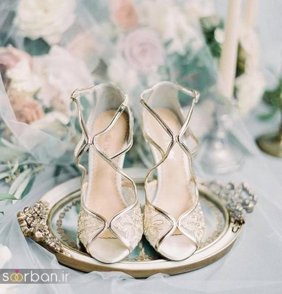کفش عروس شیک و جدید-2