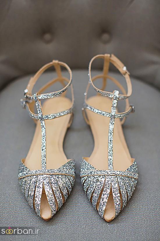 کفش عروس شیک و جدید-18