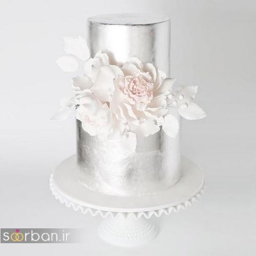کیک عروسی خاص و درخشان13