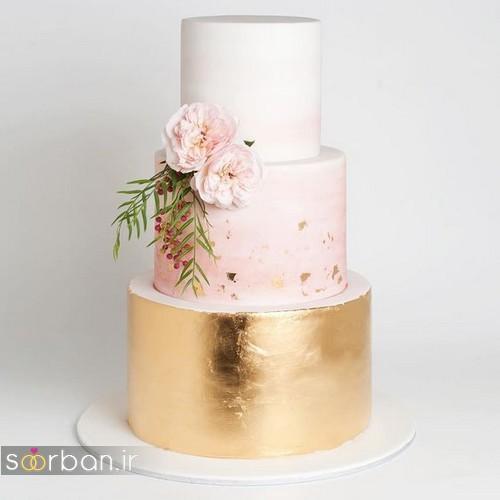 کیک عروسی خاص و درخشان22