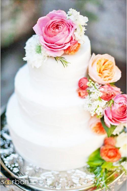 محبوبترین کیک های عروسی