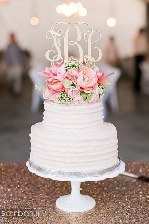 محبوبترین کیک های عروسی8