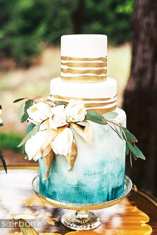 محبوبترین کیک های عروسی13
