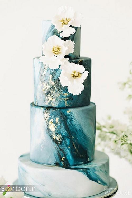 محبوبترین کیک های عروسی18