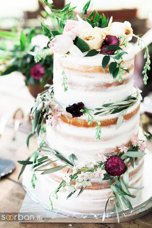 محبوبترین کیک های عروسی19