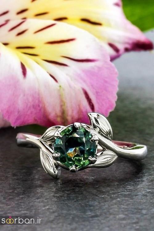 زیباترین حلقه های نامزدی و ازدواج 2018-20
