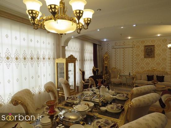 جدیدترین جهیزیه عروس اصفهانی شیک و زیباجدید -6