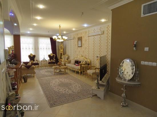 جدیدترین جهیزیه عروس اصفهانی شیک و زیباجدید -19