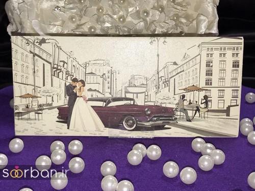 کارت عروسی فانتزی ایرانی و زیبا-1