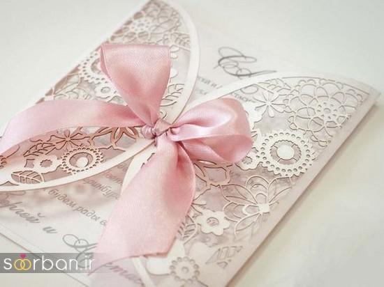 کارت عروسی | جدیدترین مدل های کارت عروسی لوکس و خاص -19