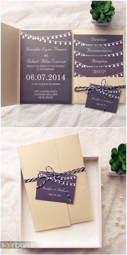 کارت عروسی فانتزی و زیبا-8