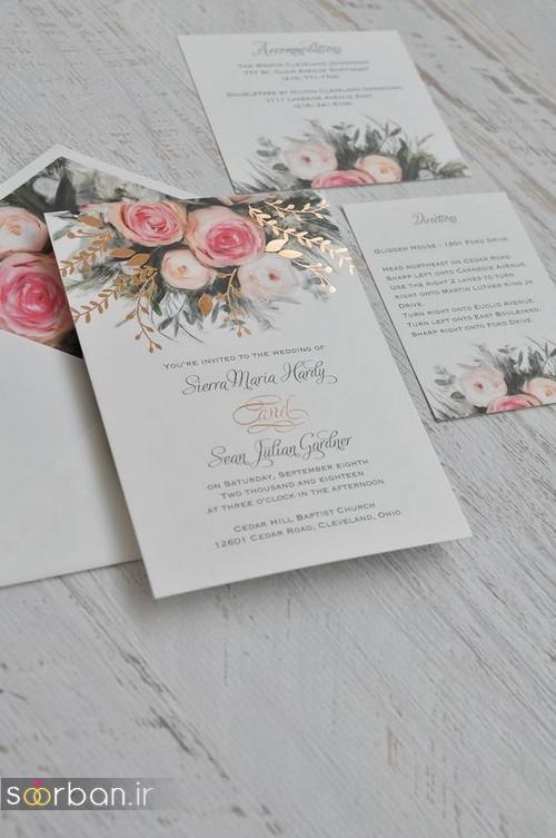 کارت عروسی فانتزی و زیبا-16