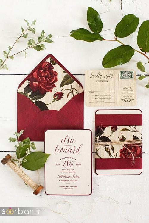 کارت عروسی فانتزی و زیبا-28