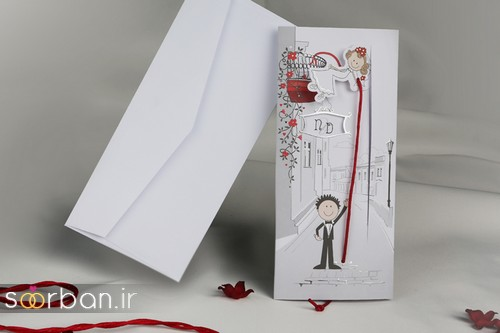 کارت عروسی ترک جدید