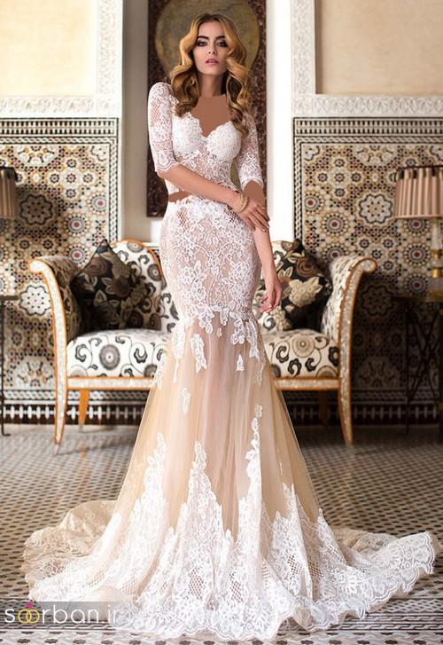 مدل لباس عروس جدید 2018 و سال 97 جدید-5