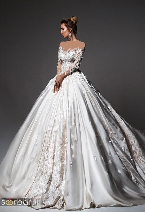 مدل لباس عروس جدید 2018 و سال 97 جدید-6