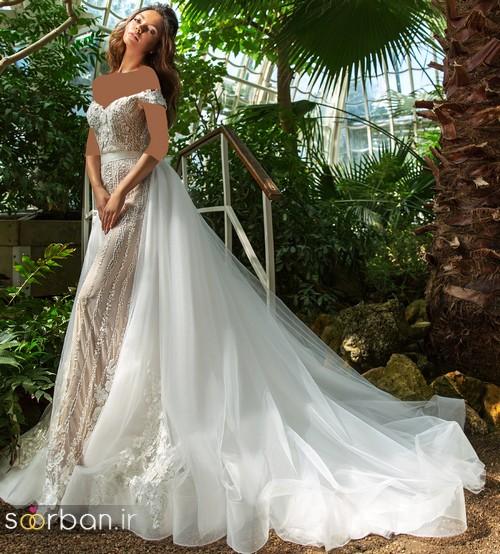 عکس مدل لباس عروس جدید 2018 و سال 97 جدید