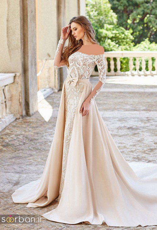 مدل لباس عروس جدید 2018 و سال 97 جدید-8