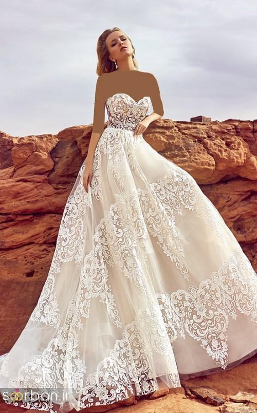 مدل لباس عروس جدید 2018 و سال 97 جدید-10