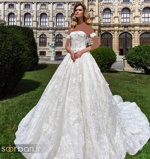 مدل لباس عروس جدید 2018 و سال 97 جدید-19