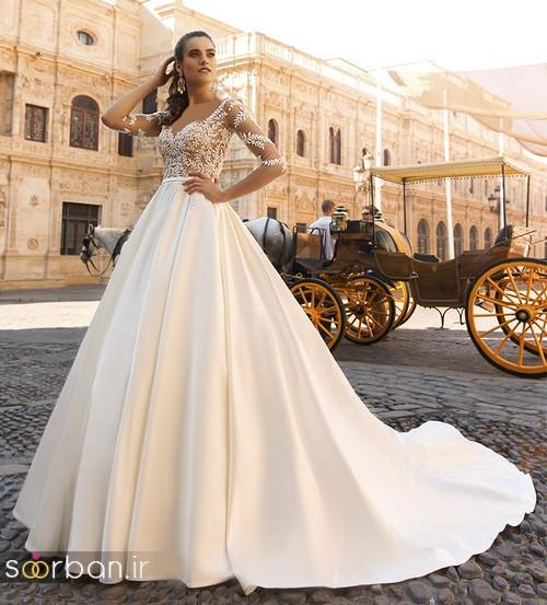 مدل لباس عروس جدید 2018 و سال 97 جدید-21