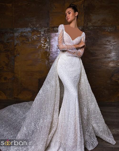 مدل لباس عروس جدید 2018 و سال 97 جدید-24