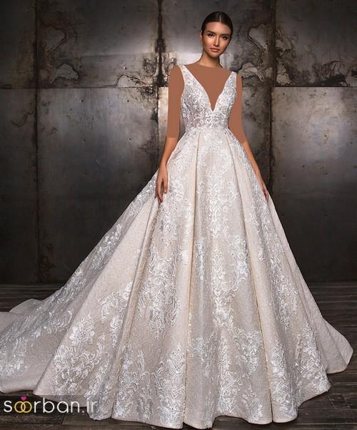 مدل لباس عروس جدید 2018 و سال 97 جدید-25