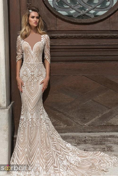 جدیدترین مدل مانتو تور سال 95 لباس عروس