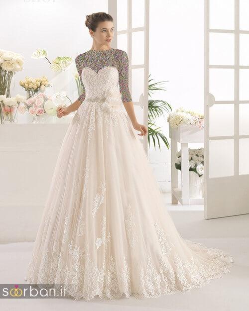 لباس عروسی جدید و شیک4