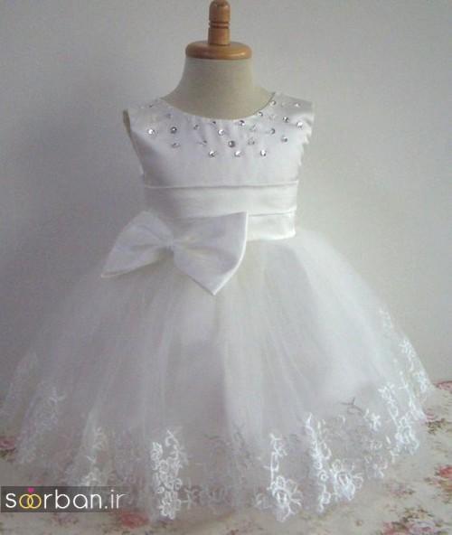 لباس عروس بچه گانه1