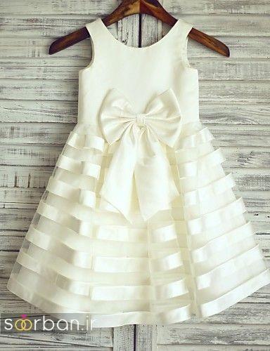 لباس عروس بچه گانه4
