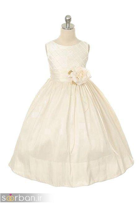 لباس عروس بچه گانه12