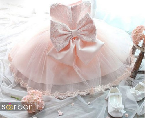 لباس عروس بچه گانه16