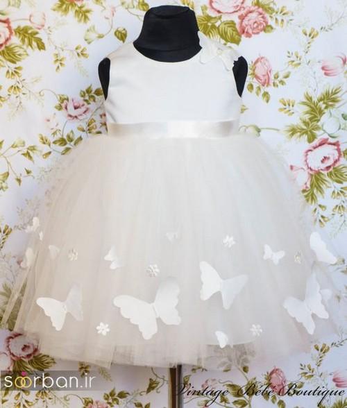 لباس عروس بچه گانه17