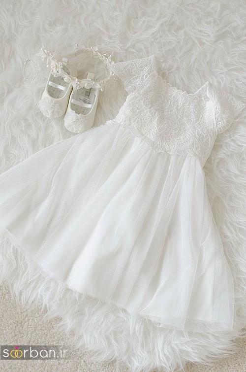 لباس عروس بچه گانه0