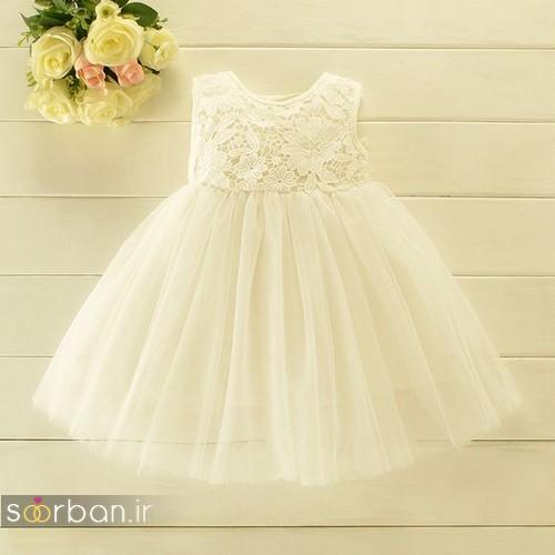 لباس عروس بچه گانه21