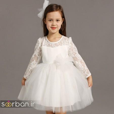 لباس عروس بچه گانه23