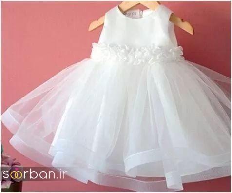 عکس لباس عروس بچگانه خاص