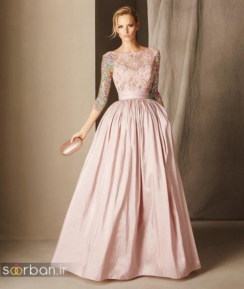 مدل لباس مجلسی زنانه شیک و جدید 2018