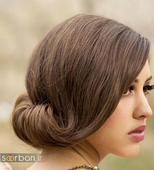 مدل مو کوتاه دخترانه عروسکی