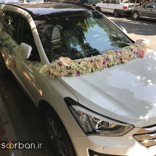 عکس ماشین عروس جدید و شیک-2
