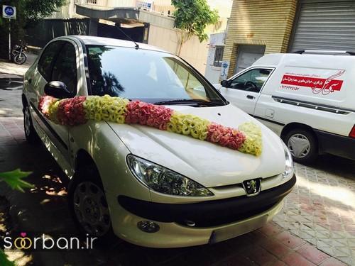 عکس ماشین عروس جدید و شیک-15