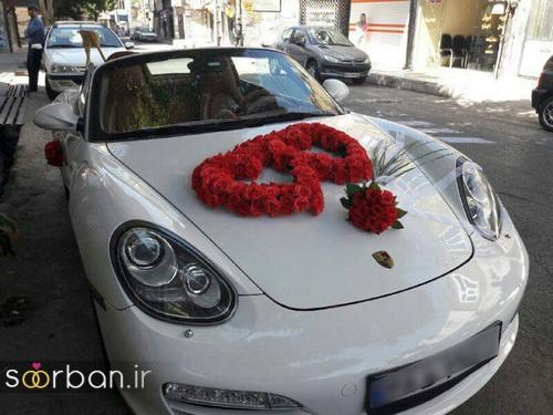 عکس ماشین عروس جدید و شیک-20