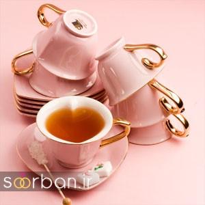 سرویس چای خوری جهیزیه عروس-8