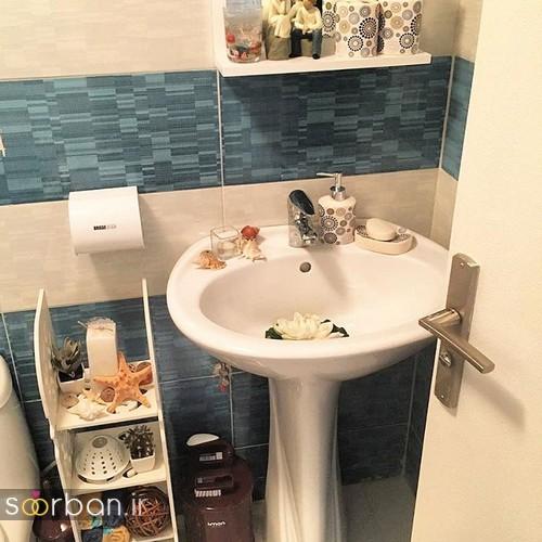 سرویس بهداشتی و دستشویی جدید جهیزیه عروس 15
