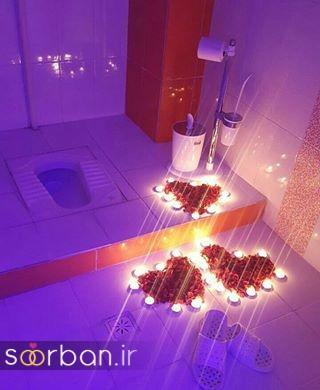 سرویس بهداشتی و دستشویی جدید جهیزیه عروس 21